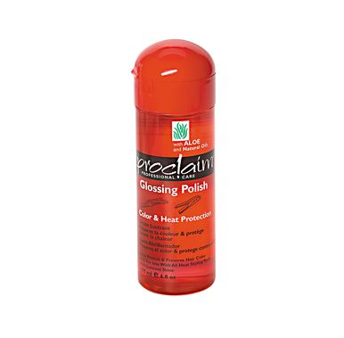 Heat Protection Glossing Oil