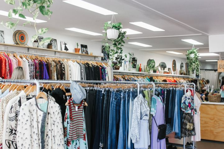 Mindfulness: Thrift Shopping