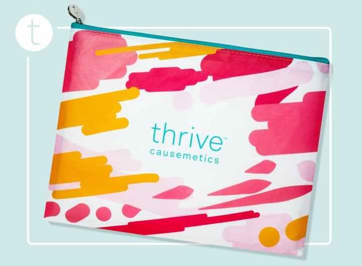 Thrive Causemetics Liquid Lash Extension Mascara + Lash Upgrade Lash CurlerReview
